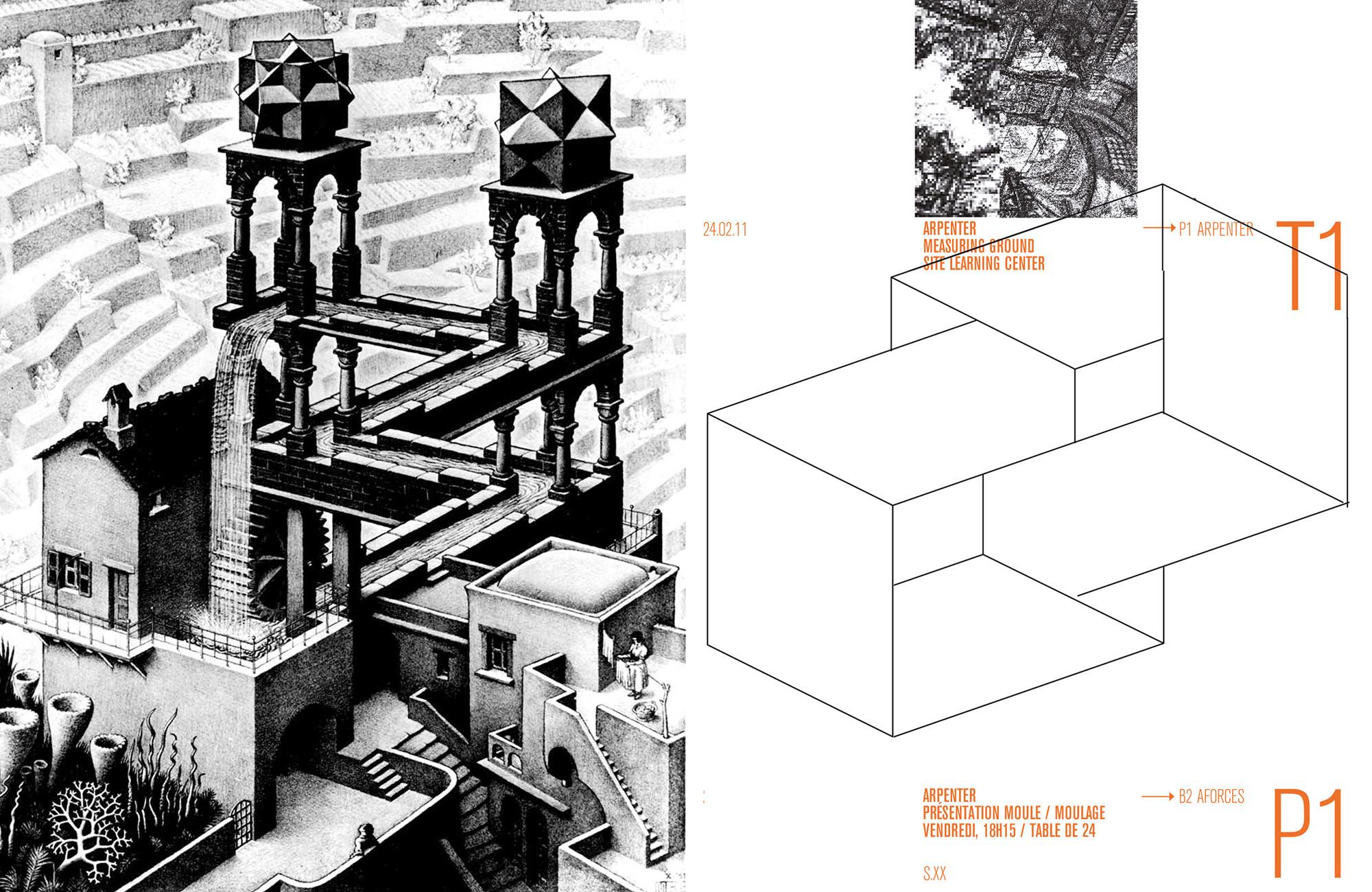 Simone Züger: EPFL Architecture – Alice