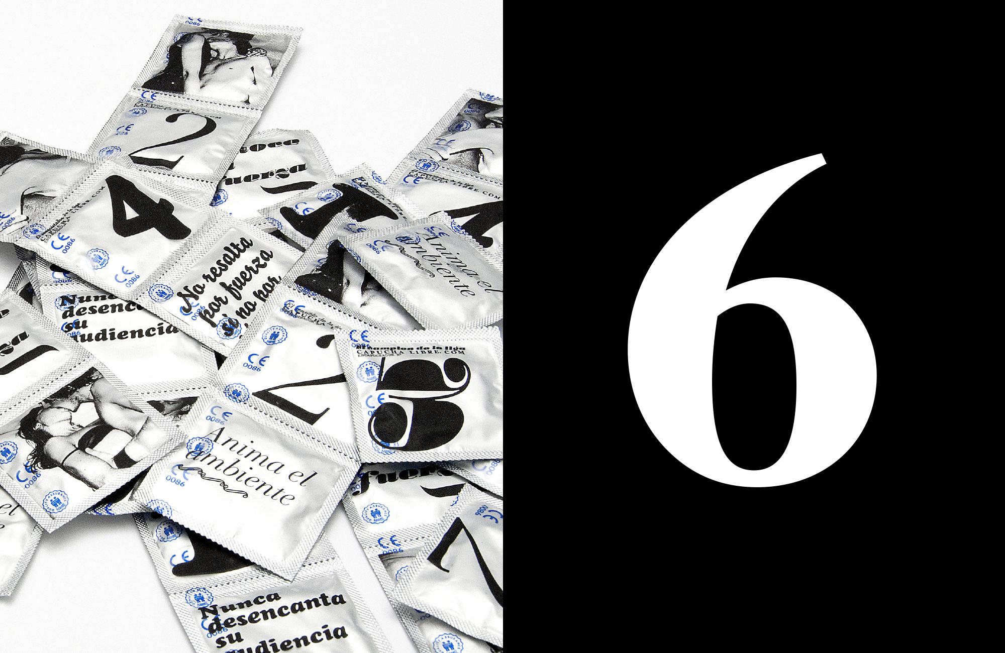Simone Züger: Capucha Libre – Condoms