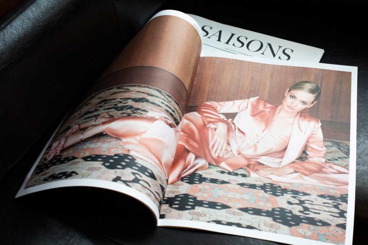 «Les Saisons» by Maison Gassmann